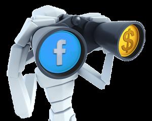 עלויות פרסום נוחות בפייסבוק