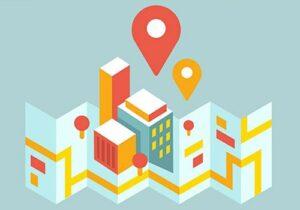 שרותי מפות אונליין